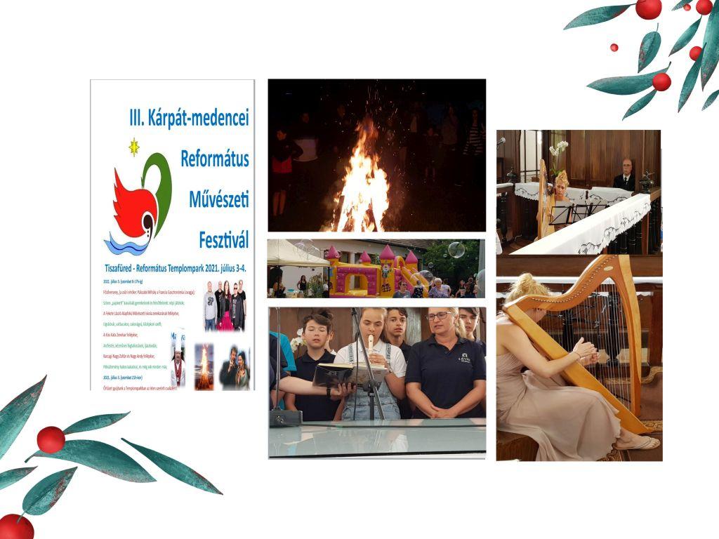 III Kárpát medencei Református Művészeti Fesztivál