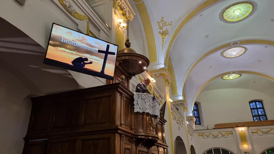 Egyházmegyei evangelizáció 2021